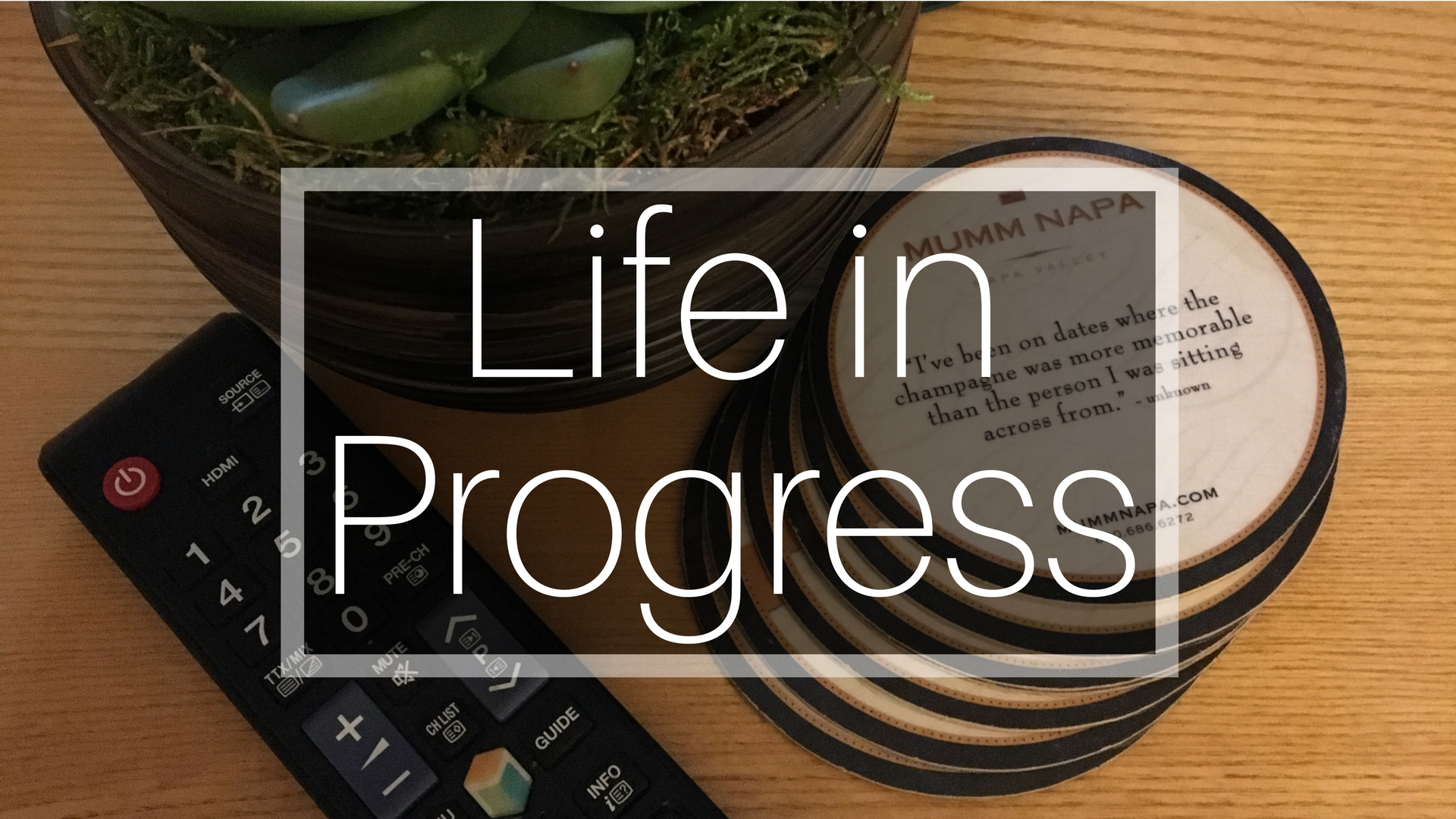 Life in Progress (1)